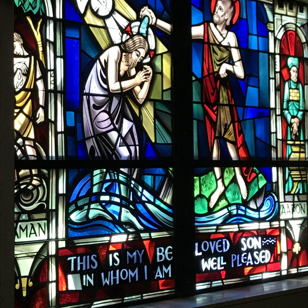 St Augustine Cathedral Stain Glass