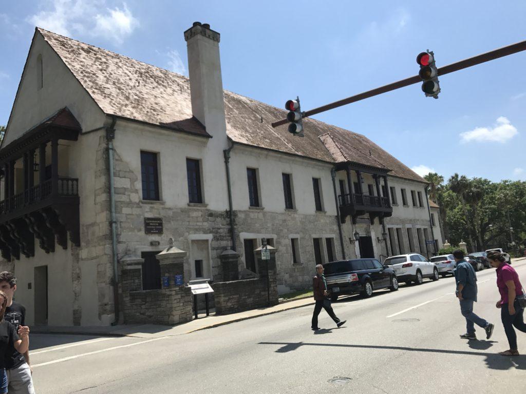 St Augustine Cultural Center