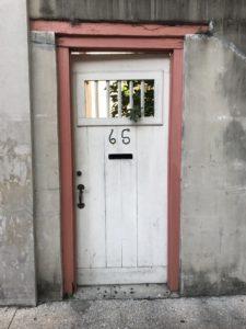 St Augustine Old Door 2