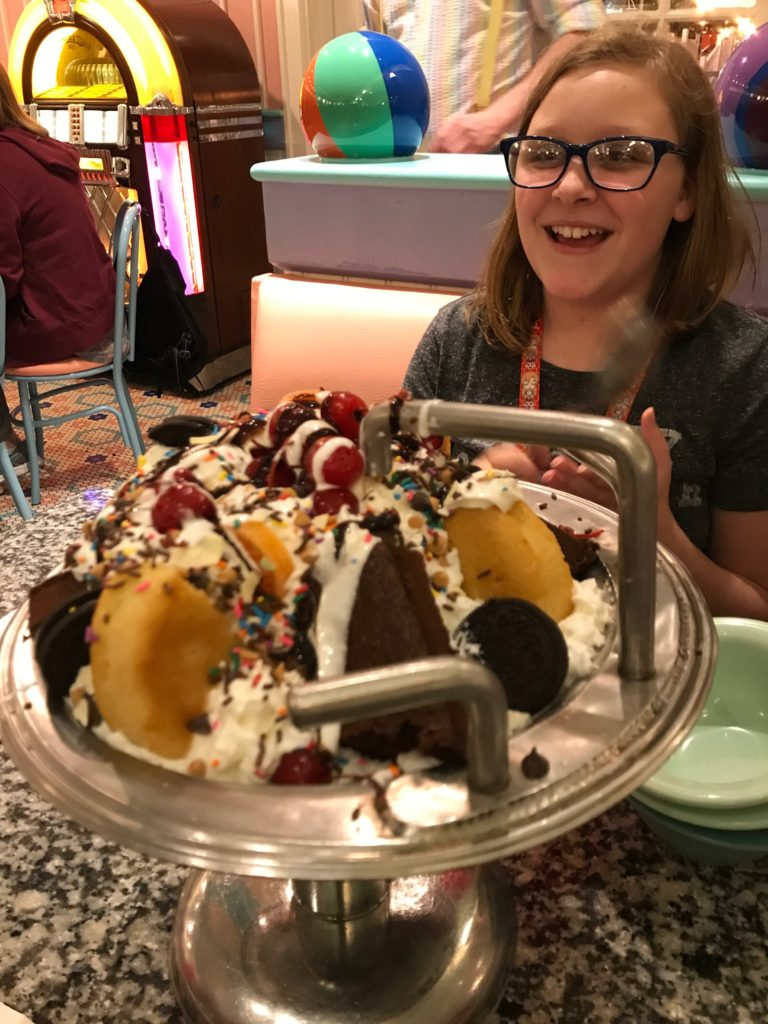 Disney's Beaches & Cream Kitchen Sink