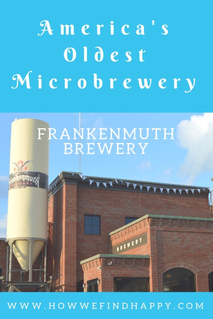 Frankenmuth Brewery America's Oldest Microbrewery