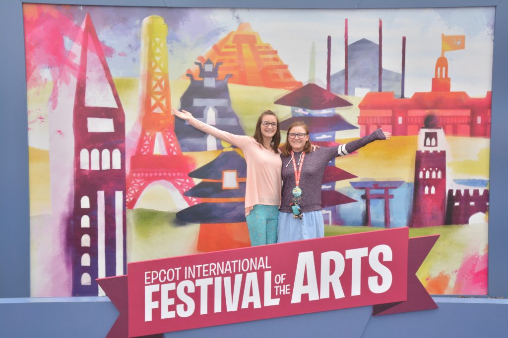 Epcot International Festival of the Arts Photo Pass