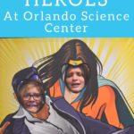 Hall of Heroes Science/History Exhibit