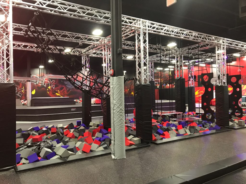 Defy Orlando Review of obstacle course