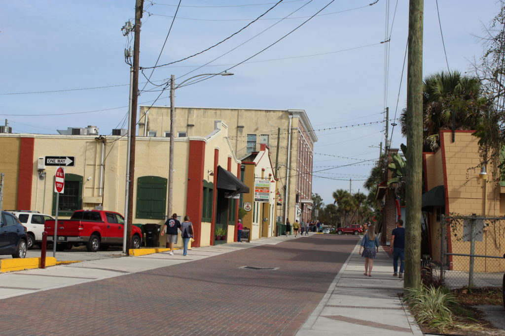 Georgia Ave street view in Deland, Florida