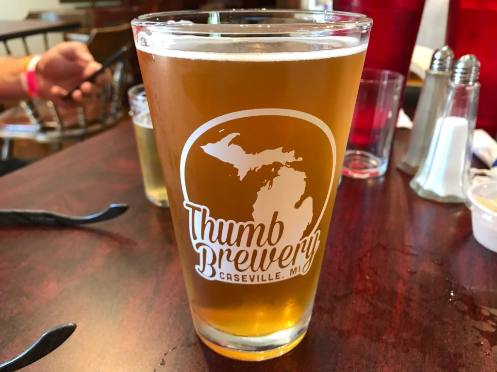 Thumb Brewery Caseville Michigan