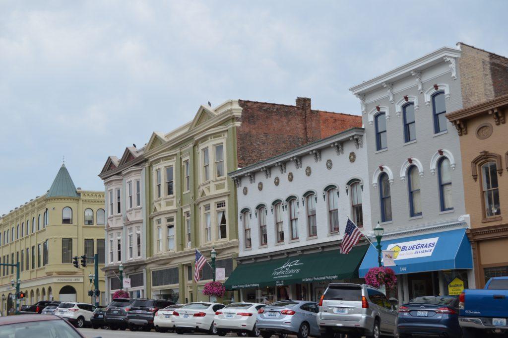 Downtown Georgetown, Kentucky