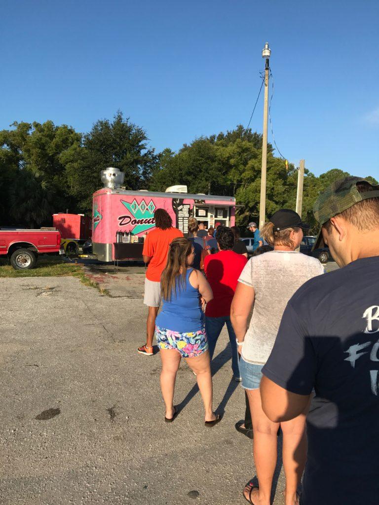 Joy Donuts in Mount Dora Florida