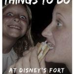 Fort Wilderness at Walt Disney World