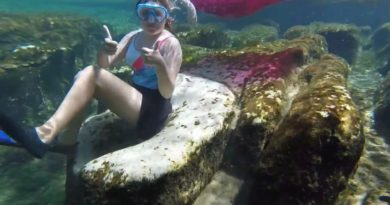 Snorkeling at Salt Springs