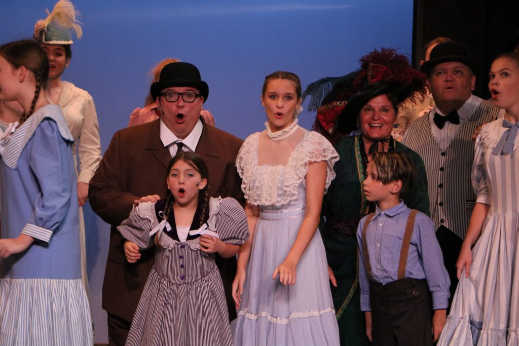 Music Man at Icehouse Theatre