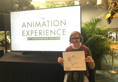 Newly Re-imagined Animation Experience at Animal Kingdom