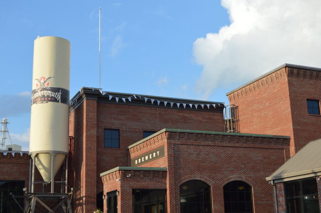 America's Oldest Microbrewery building