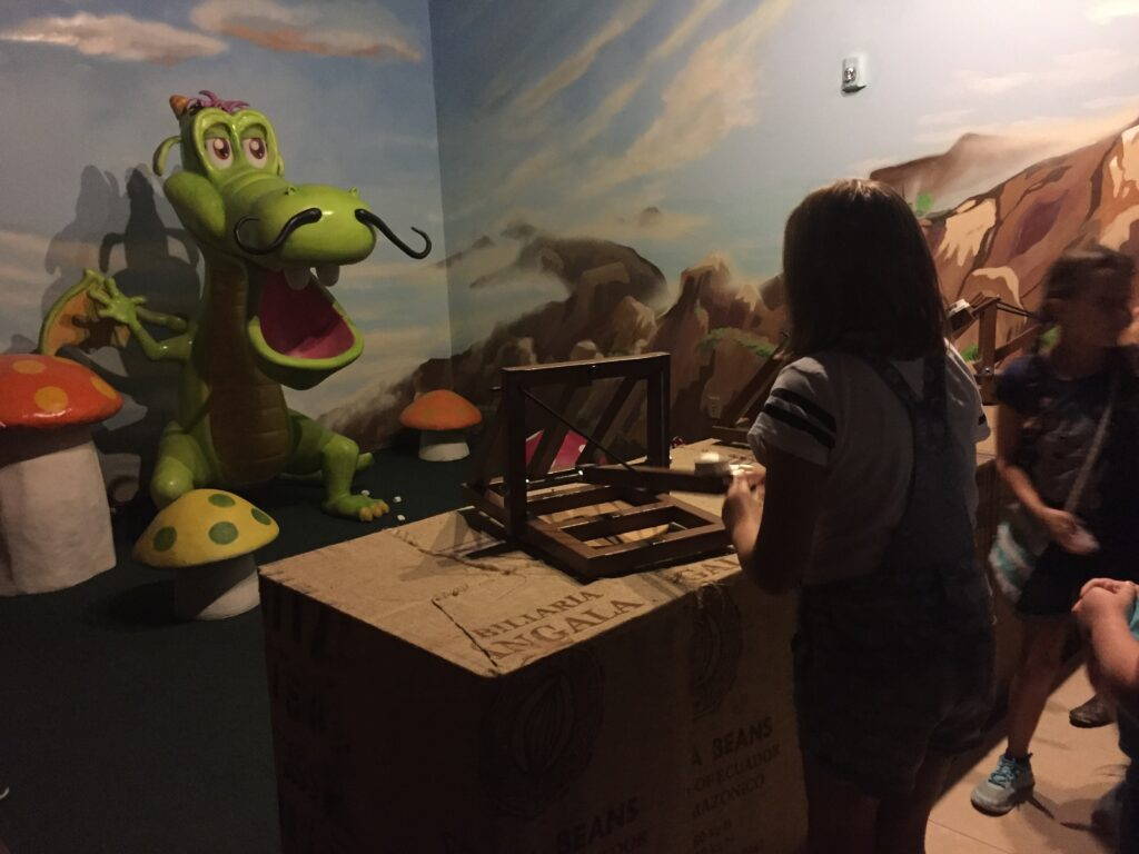 What to do in Orlando: Chocolate Kingdom