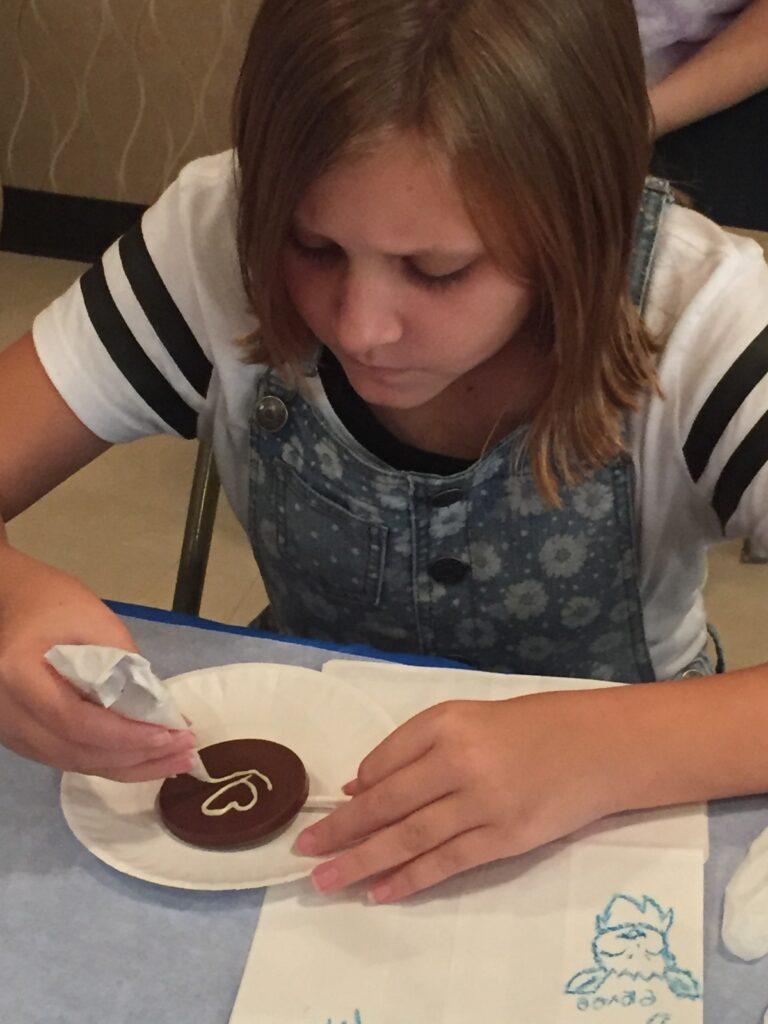 Making chocolate at Chocolate Kingdom