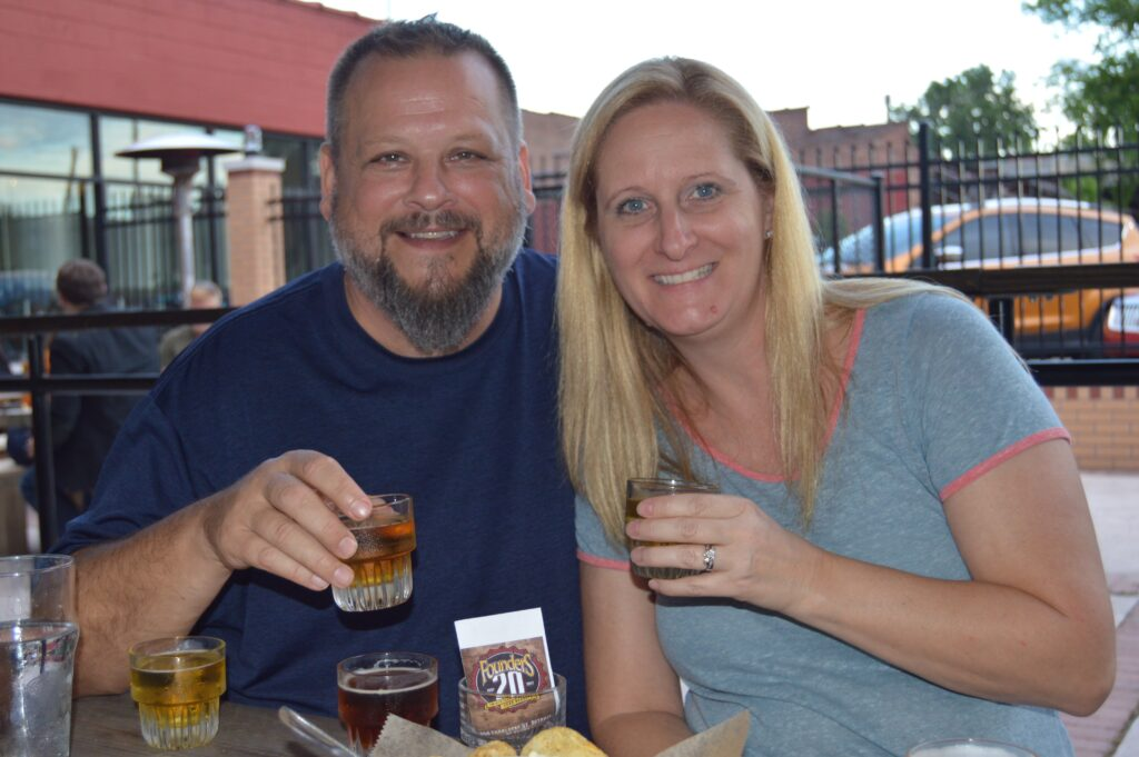 Founders Brewing Breweries in Detroit