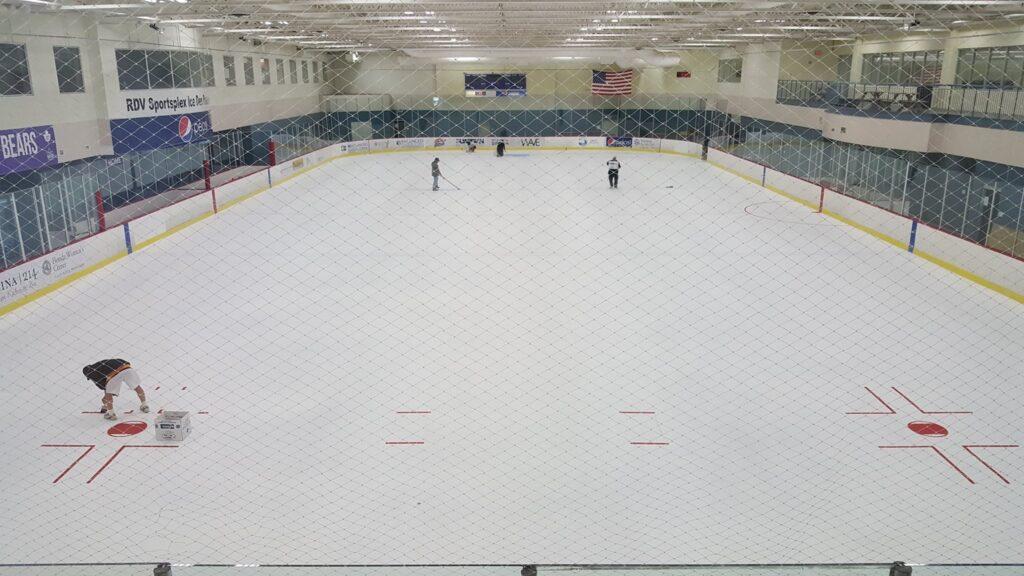 Things to do around Orlando: RDV Sportsplex ice rink