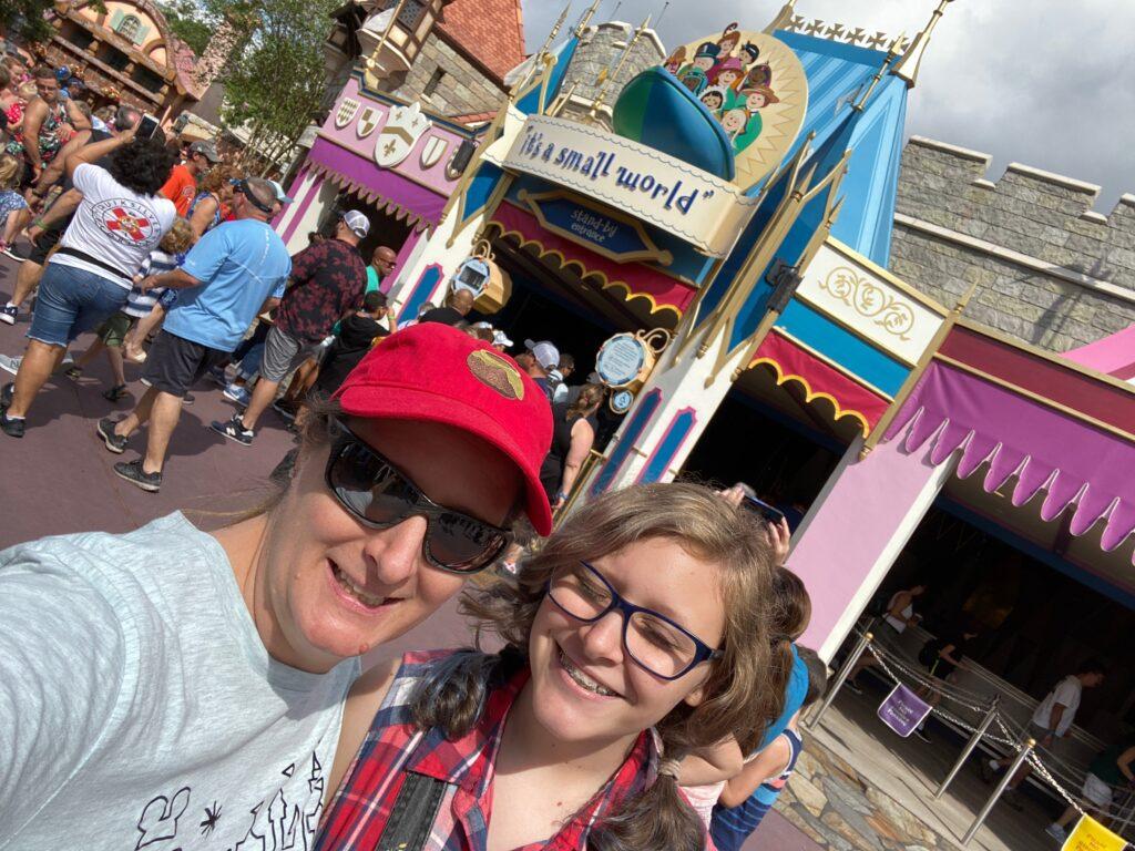 Magic Kingdom Original Attraction It's a Small World