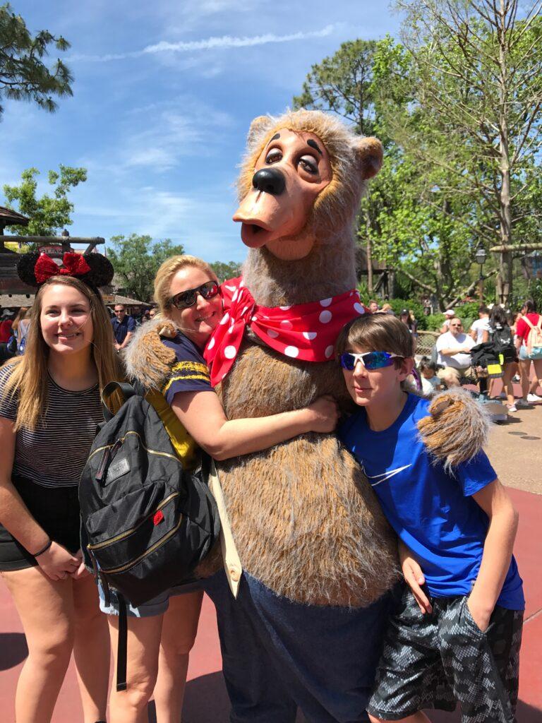 Country Bear Jamboree's Liver Lips at Magic Kingdom