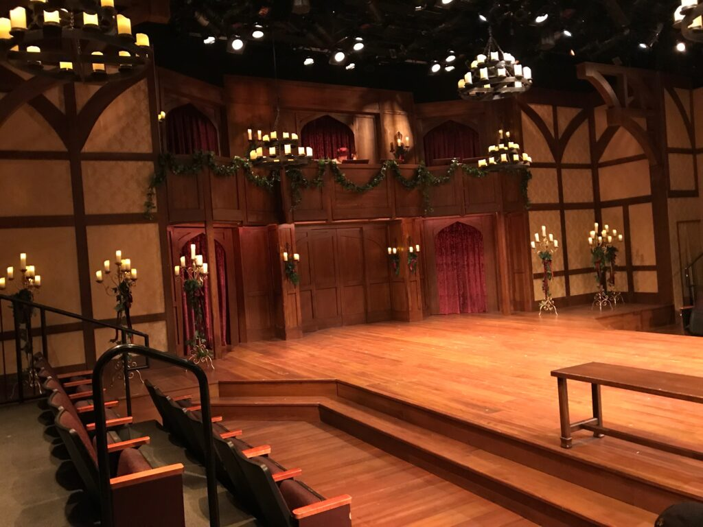 What to do in Orlando Shakes Stage