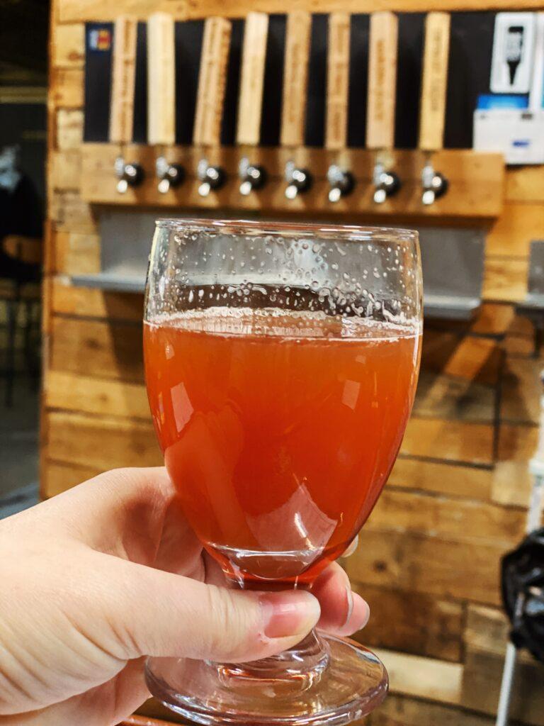 Razzmatazz at Downey Brewing