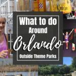 What to do around Orlando Pinterest image