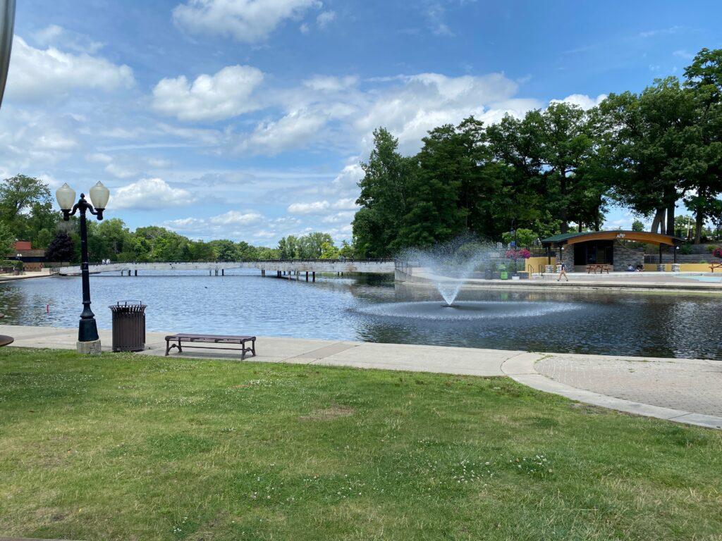 Brighton Mill Pond