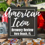 Review of American Icon Brewery in Vero Beach