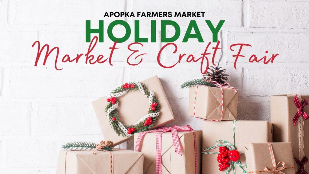 Apopka Holiday Market