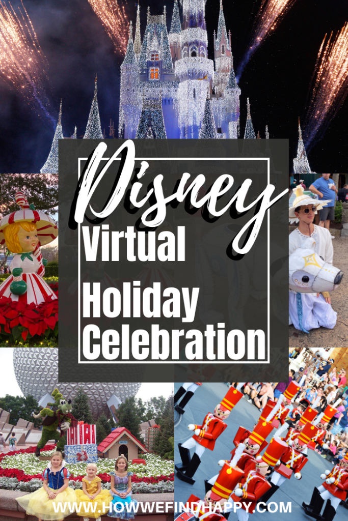 Disney: Virtual Holiday Celebration pin image