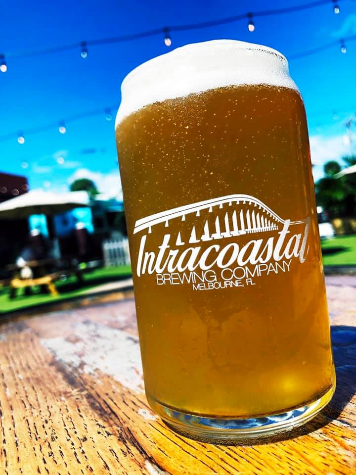 Intracoastal Beer Glass