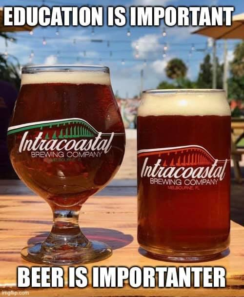 Intracoastal Brewing Pair