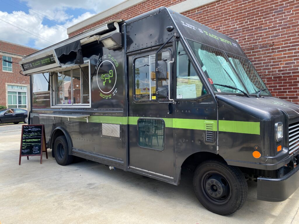 Let's Taco Bout It Food Truck
