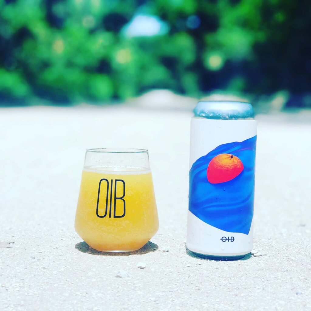 Orchid Island Beer