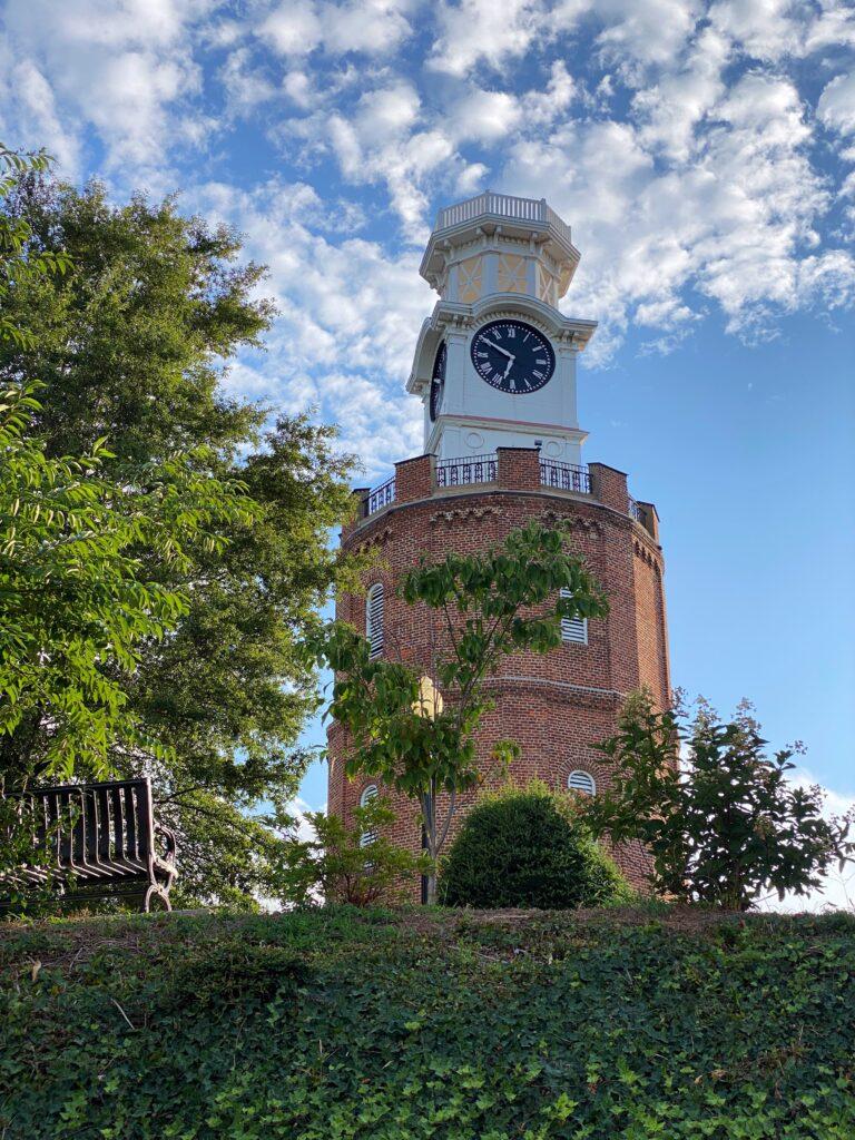 Rome Georgia Clock Tower