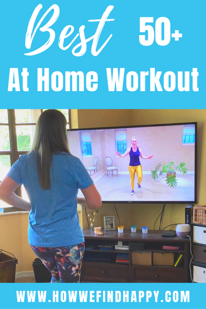 Best at home workout for all fitness levels