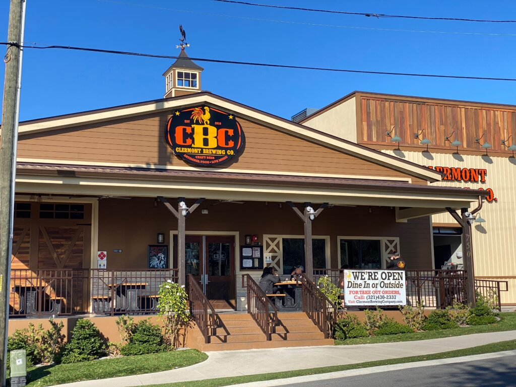 Clermont Brewing in Central Florida