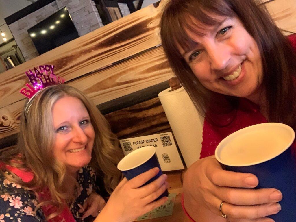 Ladies at Rockpit Brewing in Central Florida