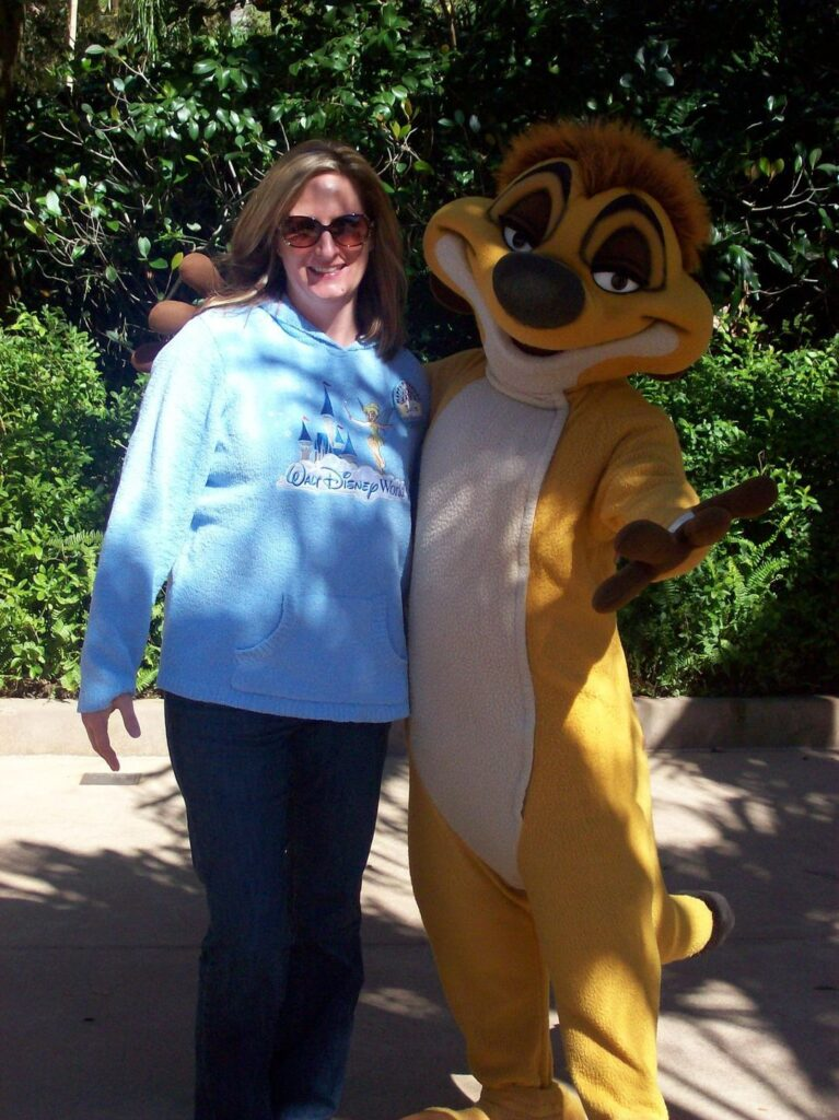 With Timon 2009