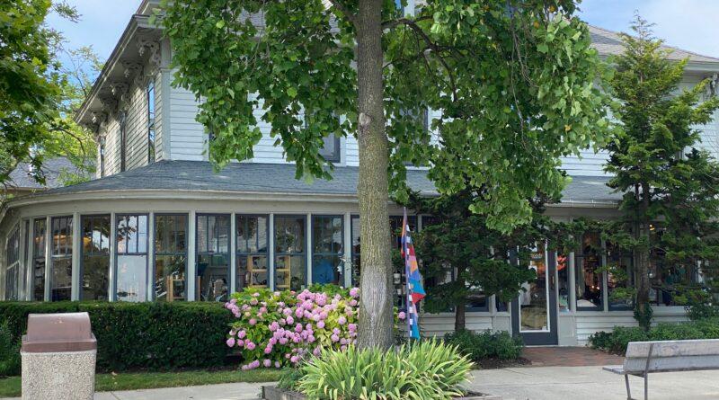 Good Goods shop in Saugatuck Michigan