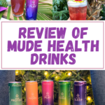 Review of Mude Health Drinks