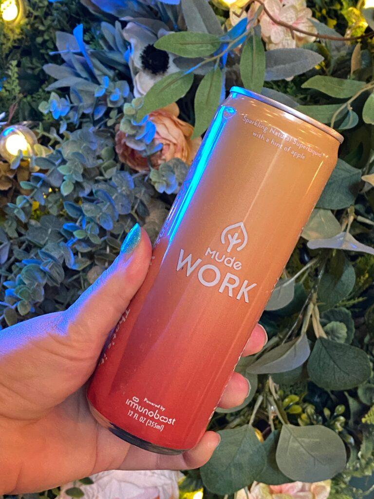 Mude Work health drink