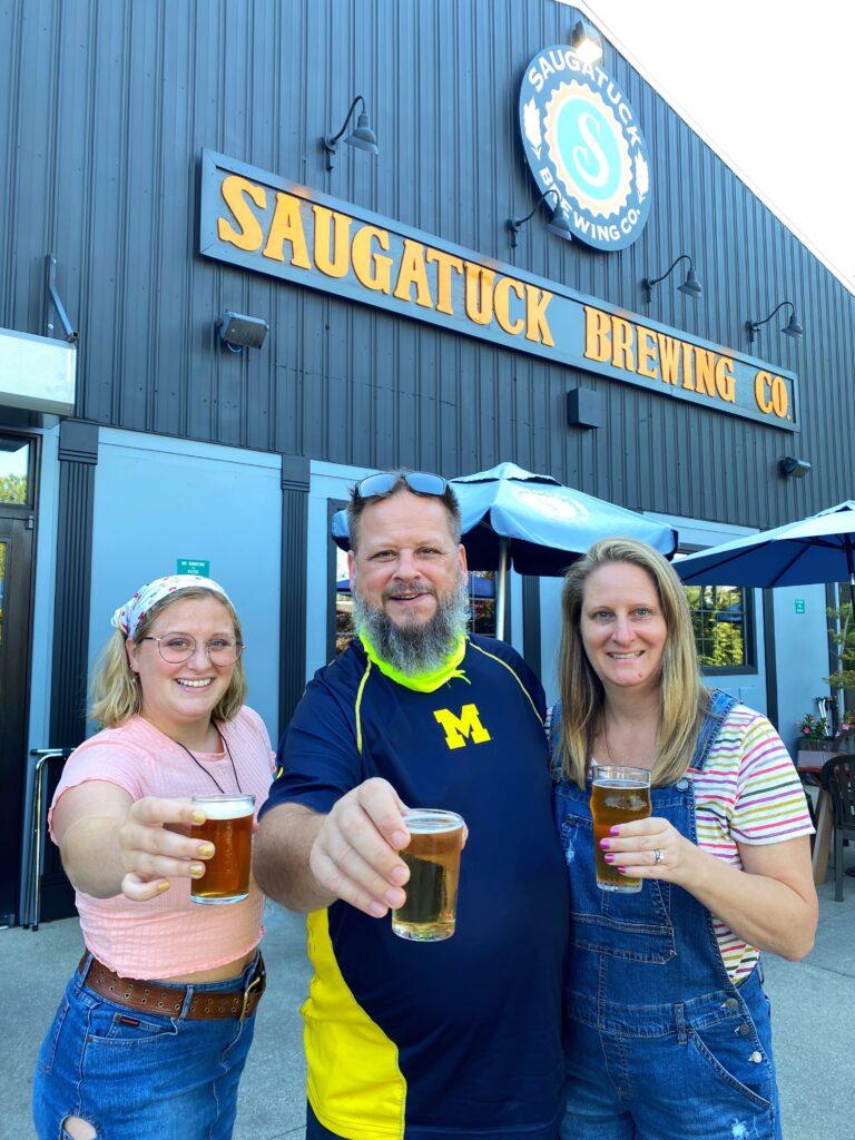 Saugatuck Brewing in Michigan