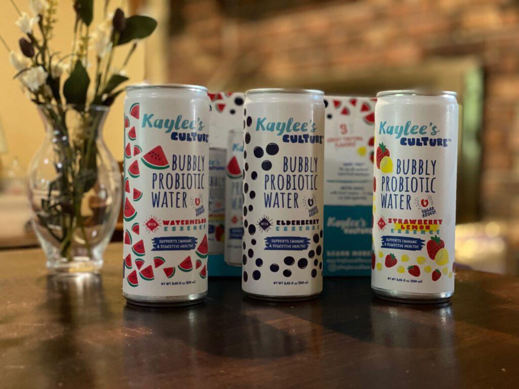 Kaylees Culture Probiotic Water