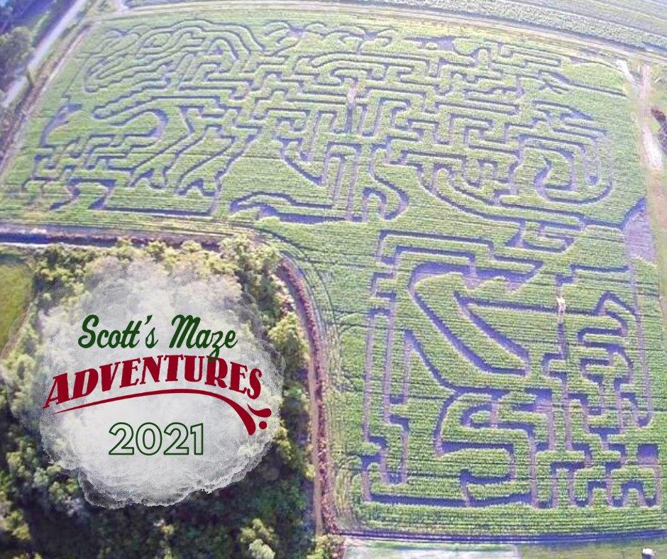 2021 Maze at Long & Scott