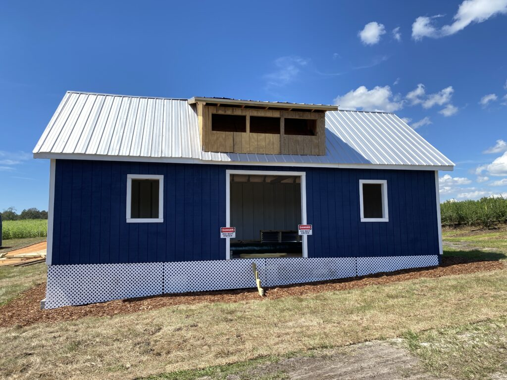 Corn Pit House at Atwood Farms