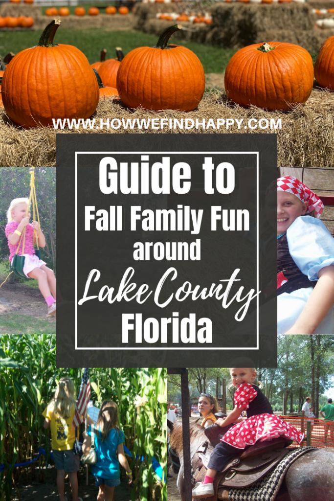 Fall in Lake County Florida