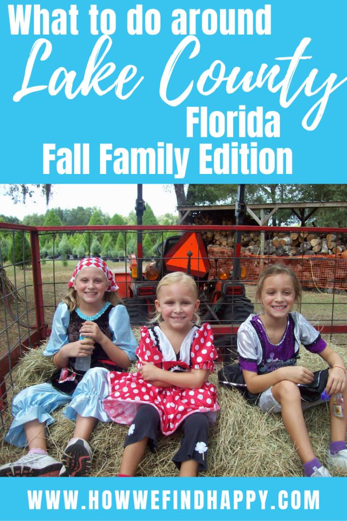 Guide to Fall Family Fun Around Lake County Florida