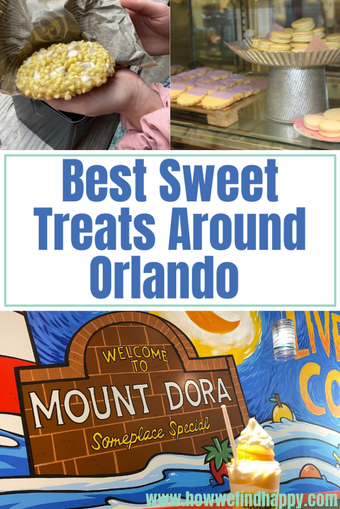 Sweet Treats Around Orlando