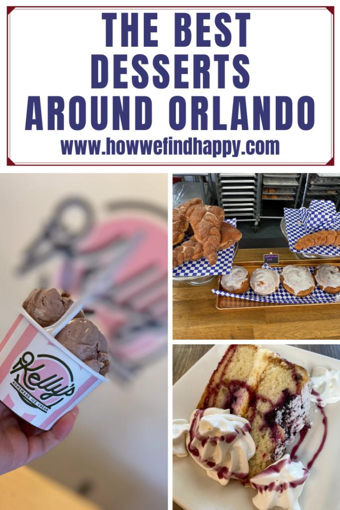 The best desserts around orlando 2